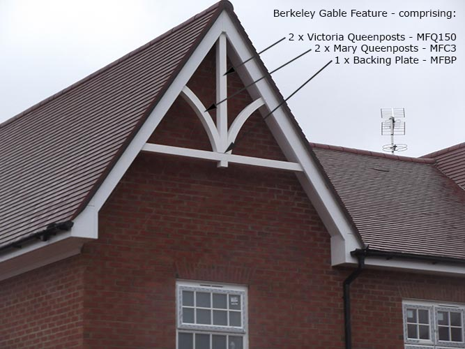 Man Friday Grp Mouldings Grp Finials Roof Spires Gable Features Crossbars