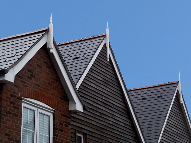 grp finials gable features - Roof Finials